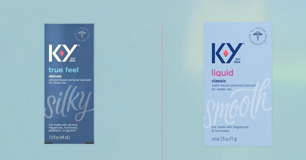 FREE Sample of K-Y Personal Lu...