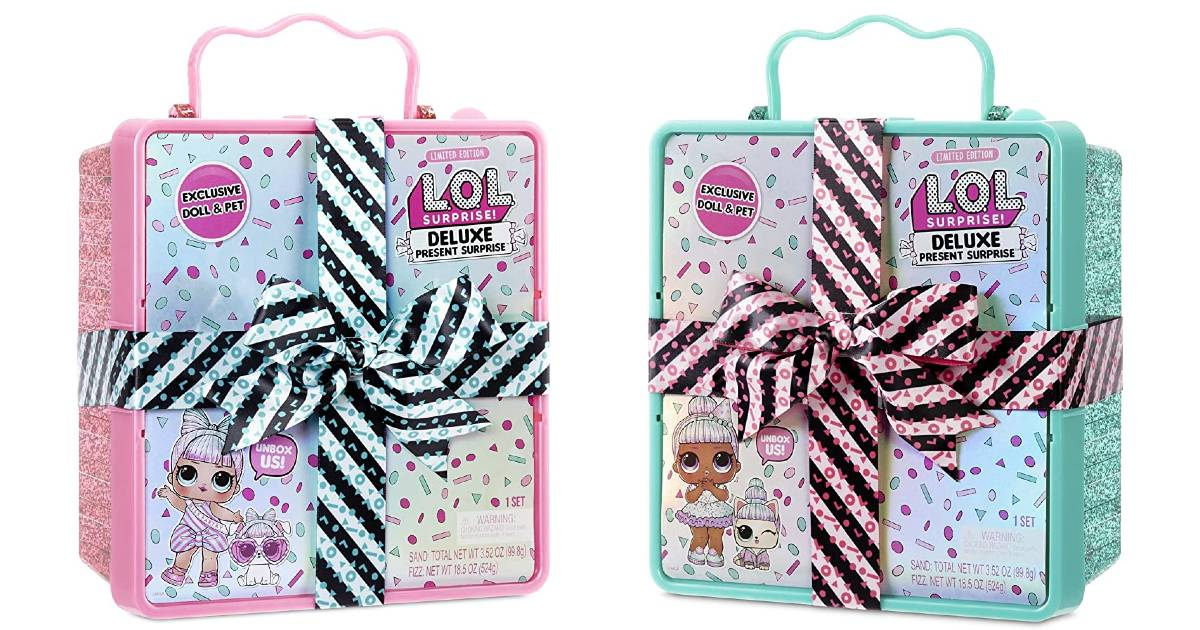 Up to 53% off Dolls from L.O.L. Surprise and More