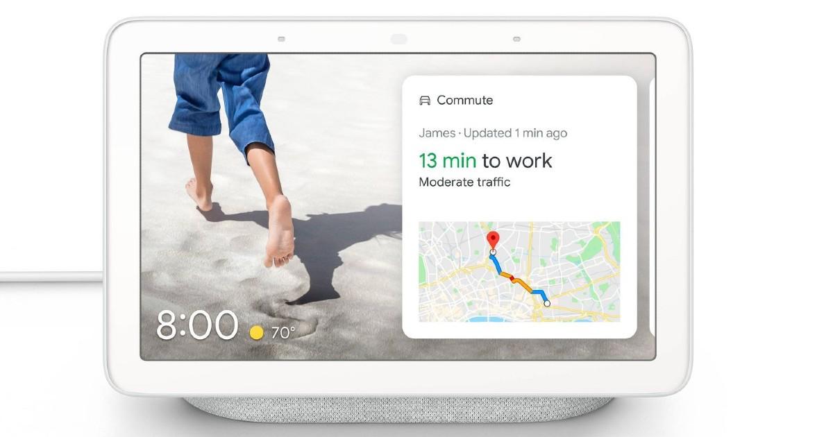 Google Nest Hub ONLY $49.99 (Reg. $90)