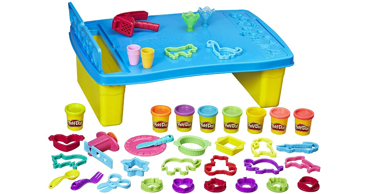 Play-Doh Activity Table ONLY $25.39 Shipped (Reg $37)