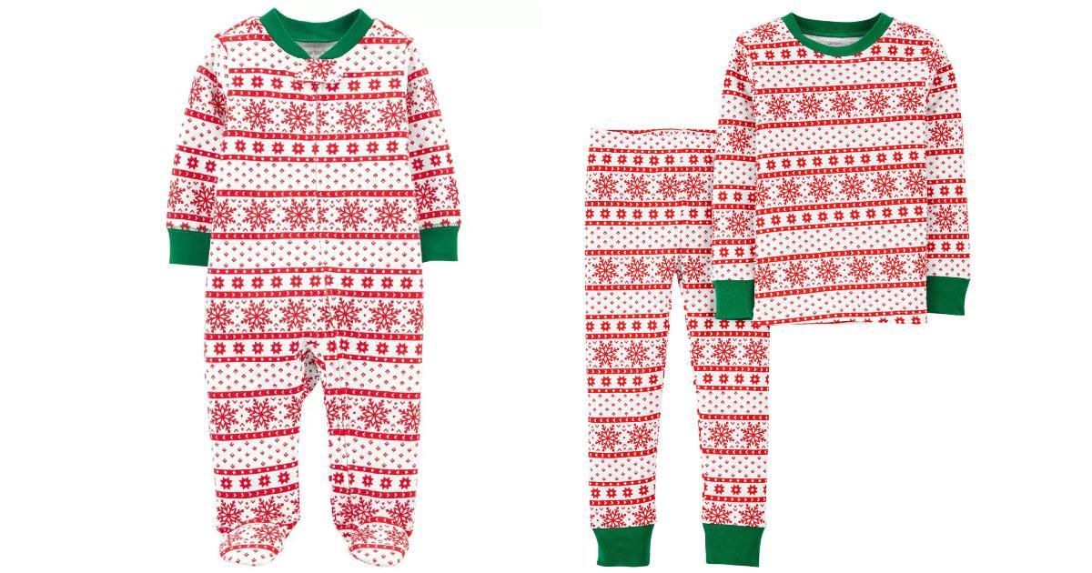 Matching Family Pajamas as Low...