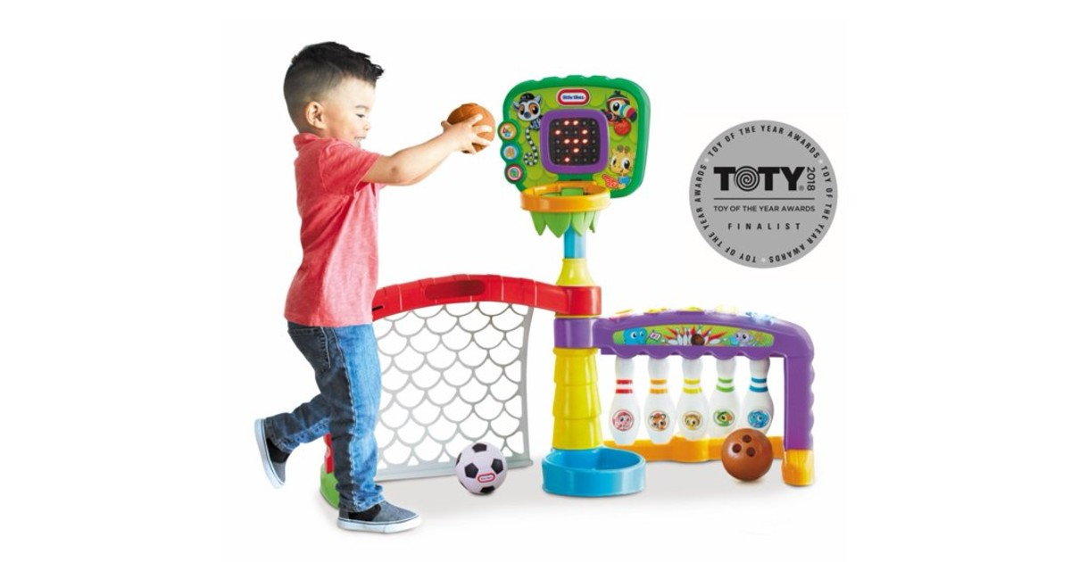 Little Tikes 3-in-1 Sports Zon...