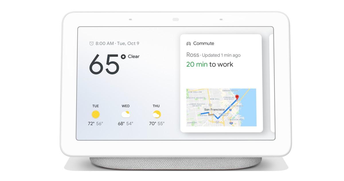 Google Nest Hub ONLY $49.98 (R...