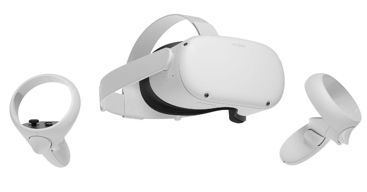 Samsung Oculus Quest 2 VR Head...