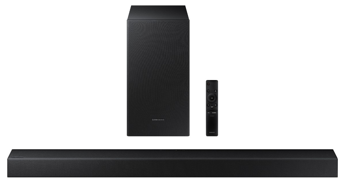 SAMSUNG 170W Soundbar w/ Wirel...