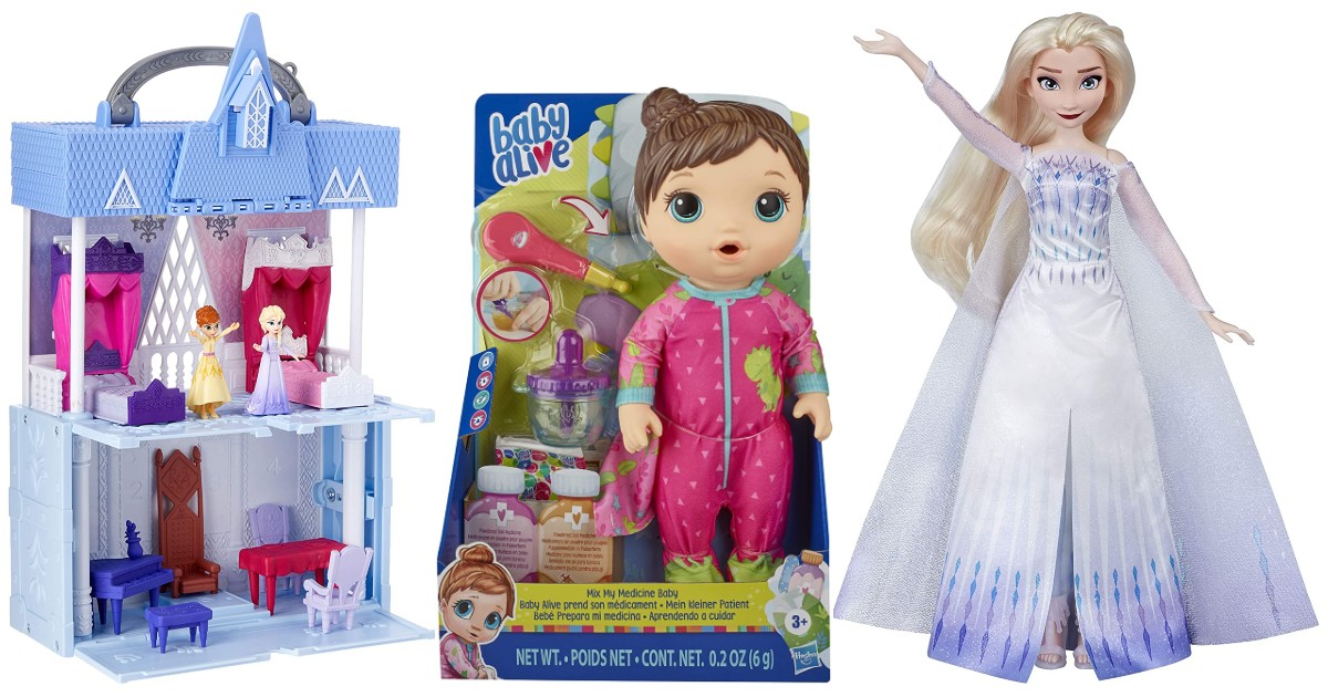 SAVE Up to 50% Off Toys at Amazon