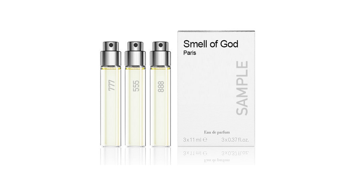 FREE Samples of Smell of God Perfume