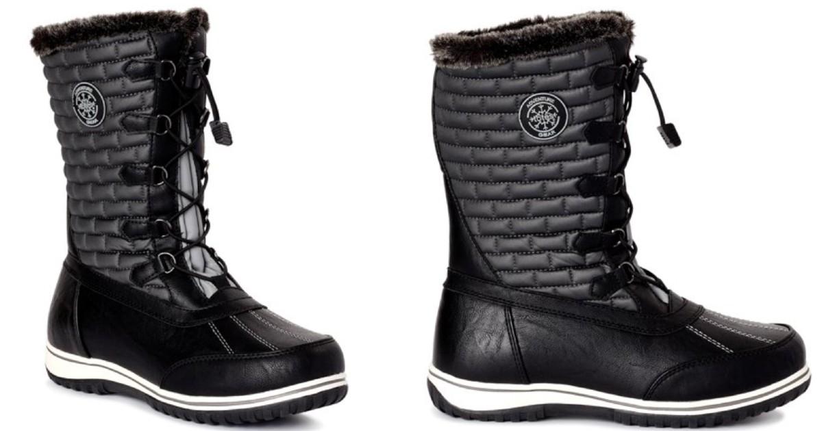 Womens Liz Winter Boots at Wal...