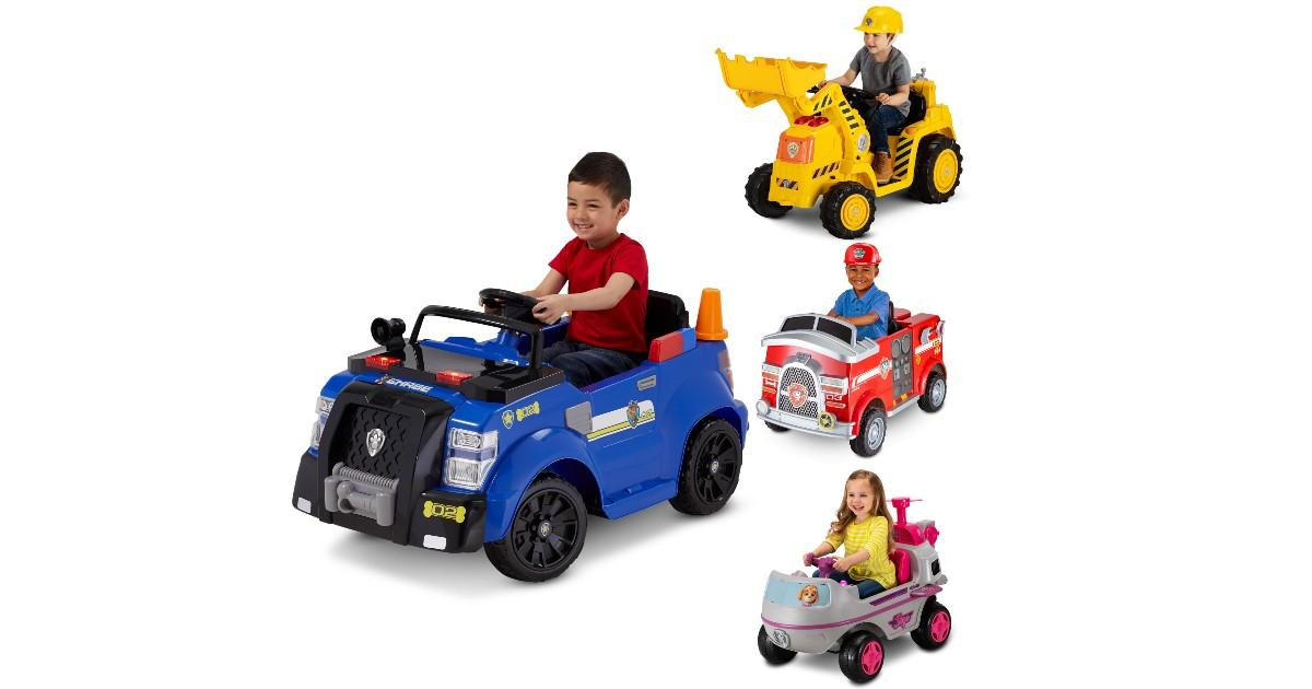 Nickelodeons PAW Patrol Ride O...