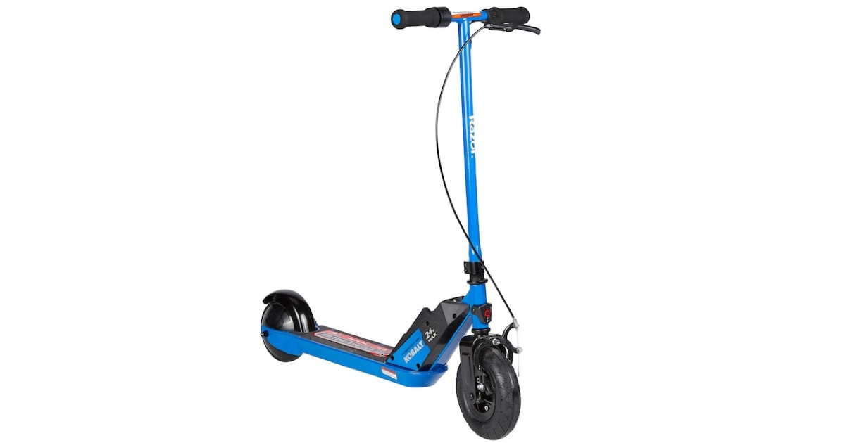Kobalt Power Scooter at Lowes.