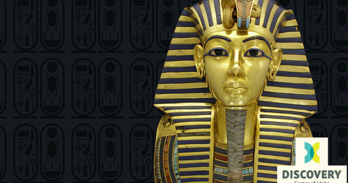 FREE Uncovering King Tut Busti...