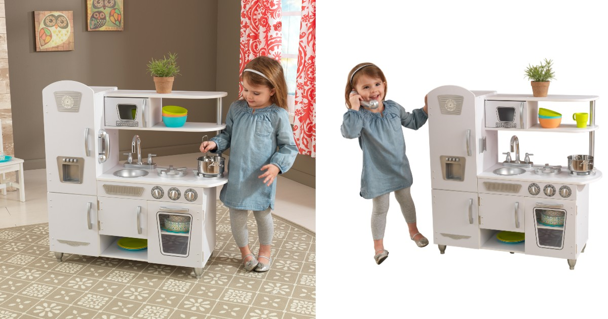 KidKraft Vintage Play Kitchen.