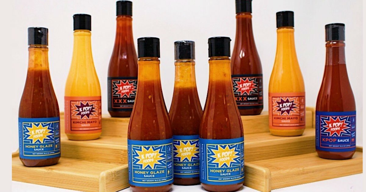 FREE Samples of KPop Sauces...