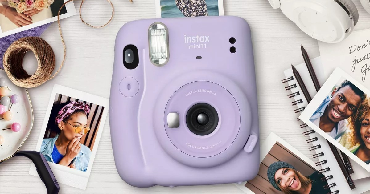Fujifilm Instax Mini 11 Camera ONLY $59.99 (Reg $80)