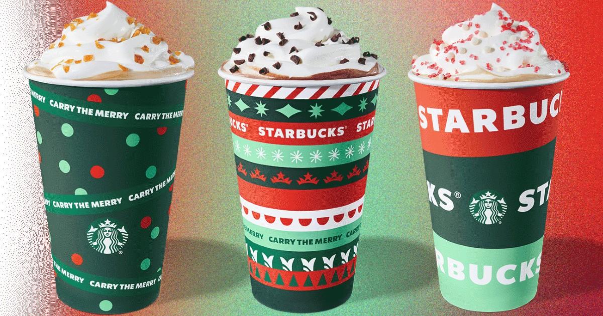 Starbucks Espresso & Frappuccino Drinks