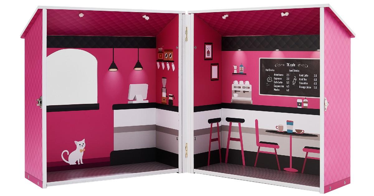 City Café Doll House at Walmar...