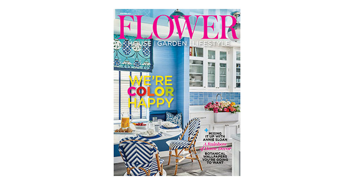 FREE Subscription to Flower Ma...