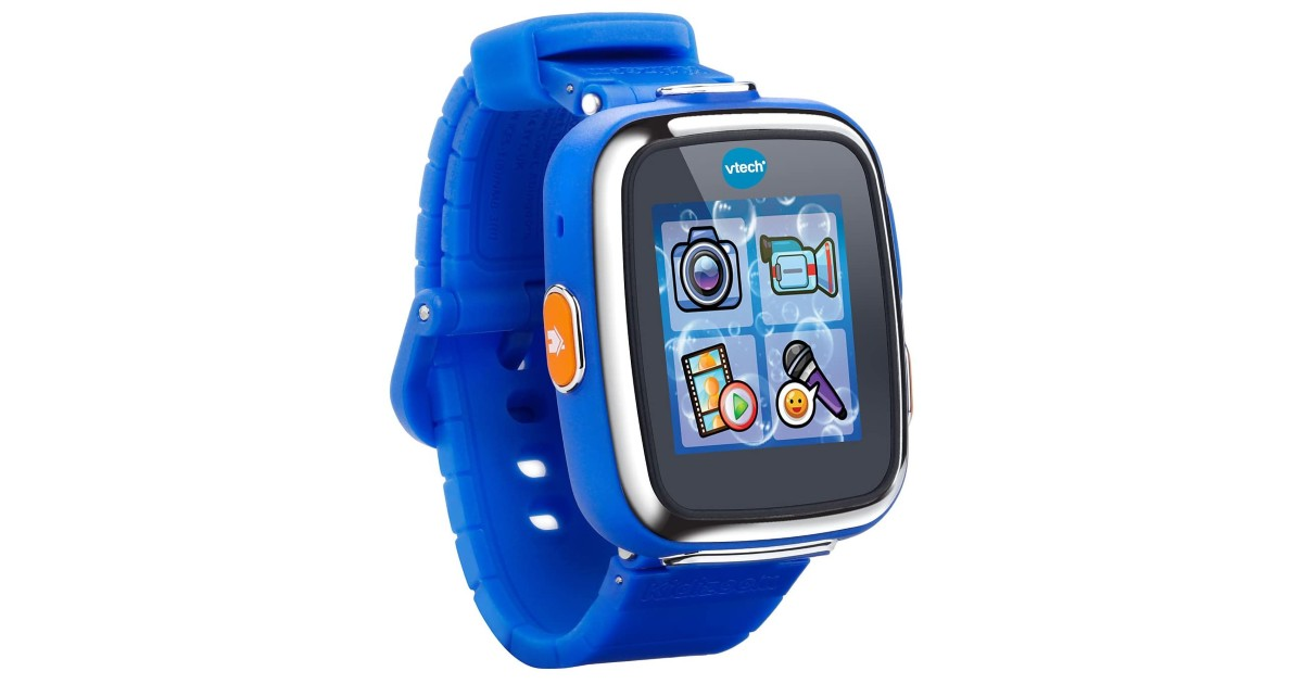 VTech Kidizoom Smartwatch DX ONLY $34.79 (Reg. $65)