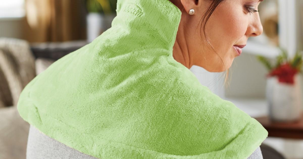 Sunbeam Neck & Shoulder Heating Pad ONLY $19.99 (Reg $40)