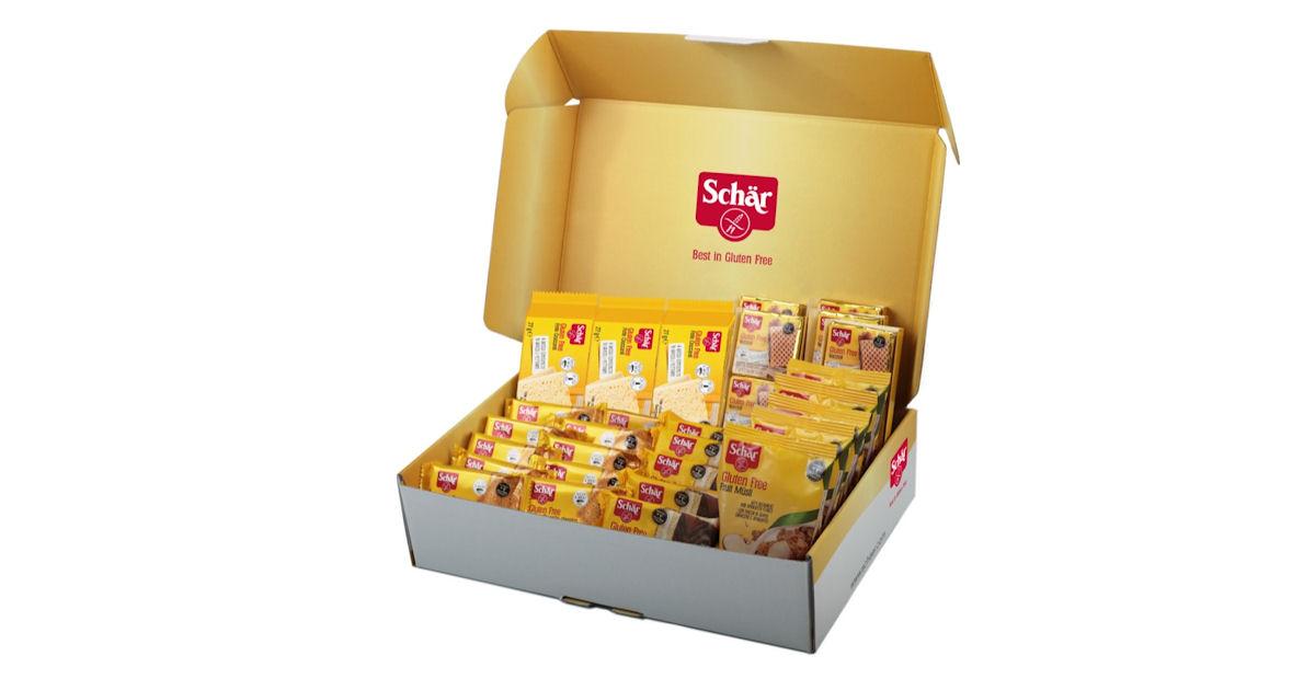 FREE Schar Gluten Free Snack S...