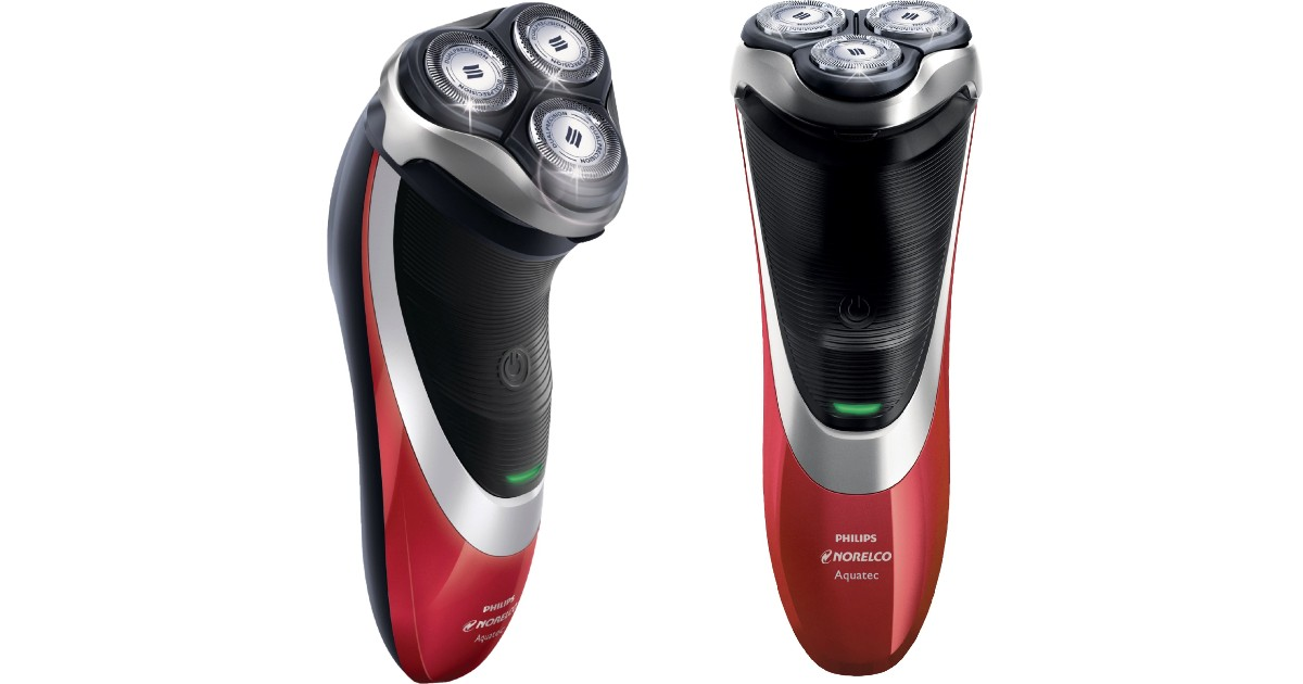 Philips Norelco Rechargeable Shaver ONLY $24.99 (Reg $50)