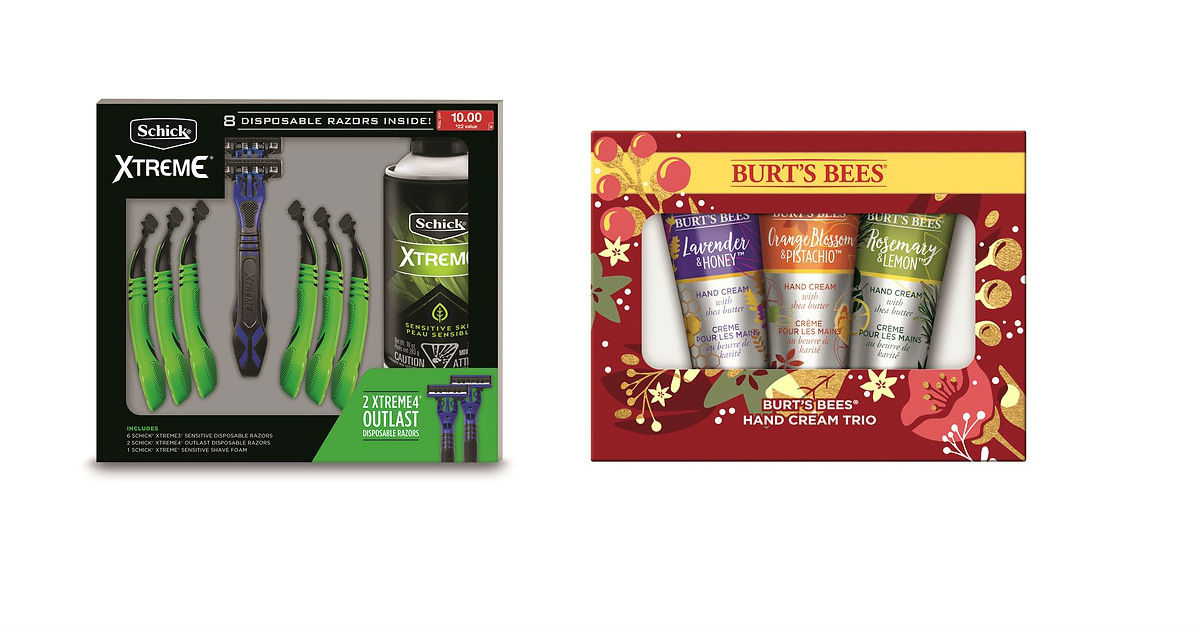 Beauty Gift Sets Clearance at.