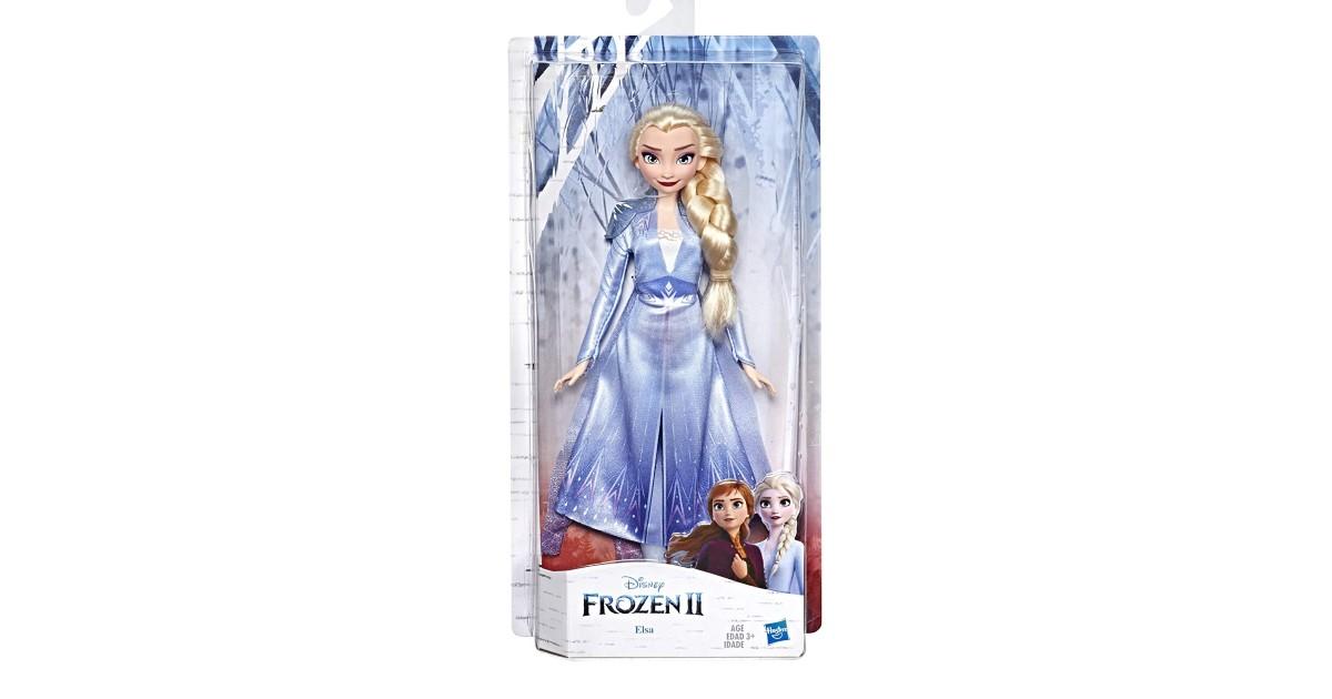 Disney Frozen Elsa Fashion Doll ONLY $7.10 (Reg. $15)