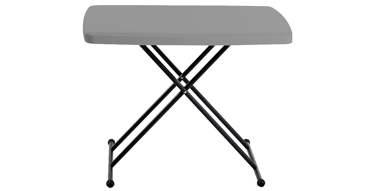 Personal Folding Table 30 x 20 ONLY $29.95 (Reg $49)