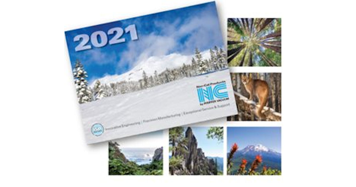 FREE 2021 Nor-Cal Products Cal...