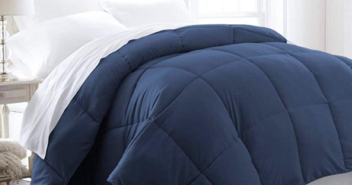 Performance Queen Comforter ONLY $24.73 (Reg $36)