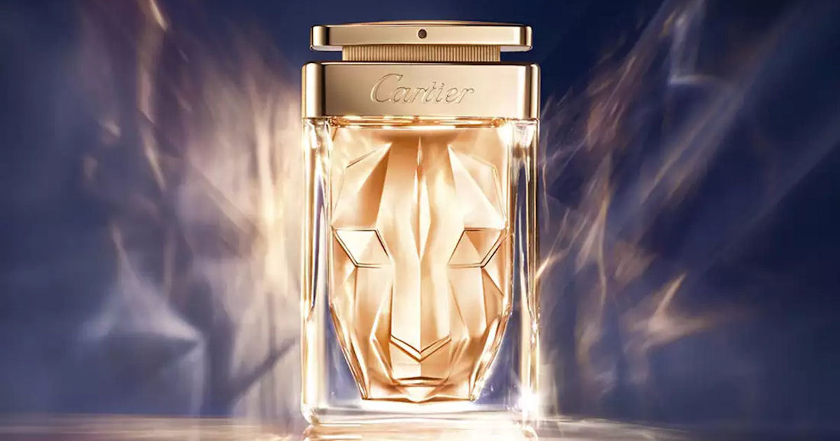 FREE Sample of Cartier La Panthere Parfum