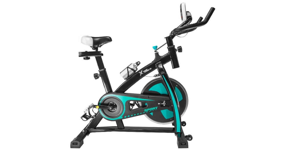 Stationary Exercise Bicycle Bike at Walmart