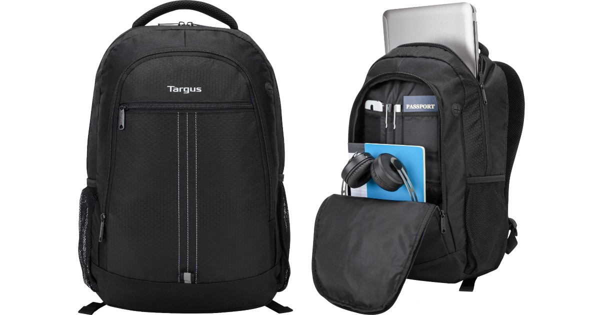 Targus Laptop Backpack ONLY $9.99 (Reg $33)