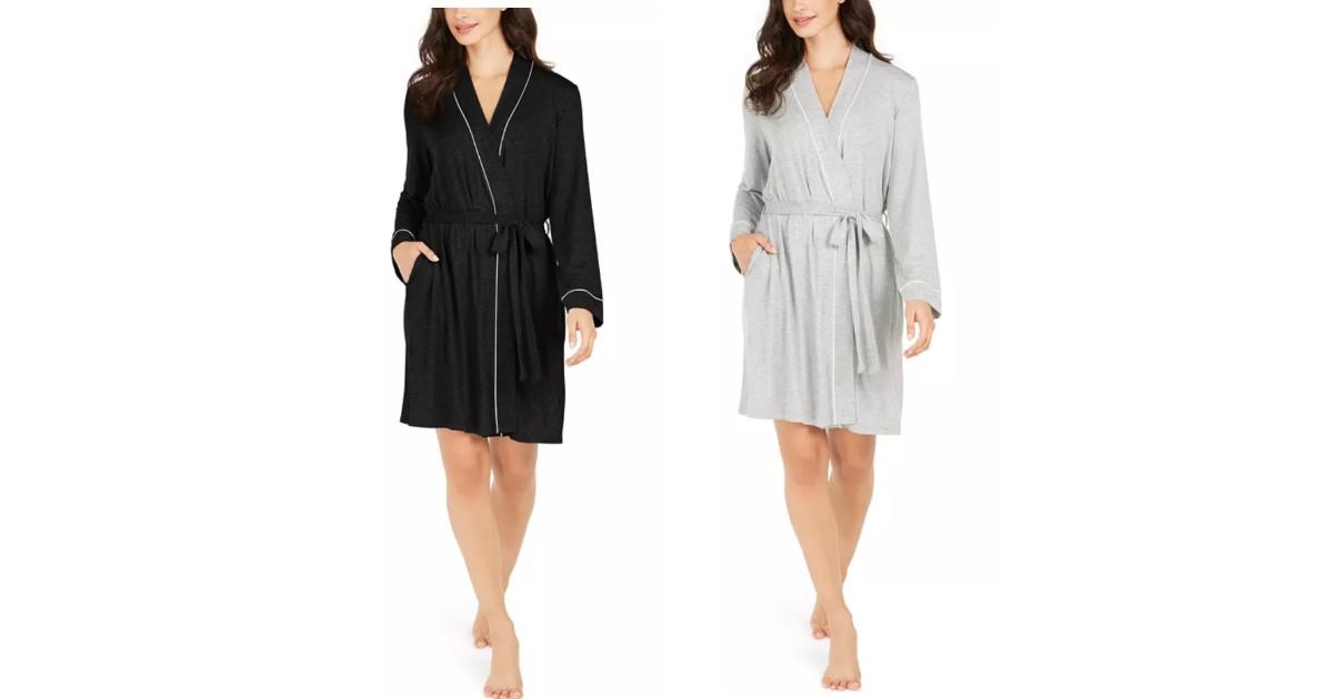 Women's Robe ONLY $25.29 Shipped at Macy's (Reg $60)
