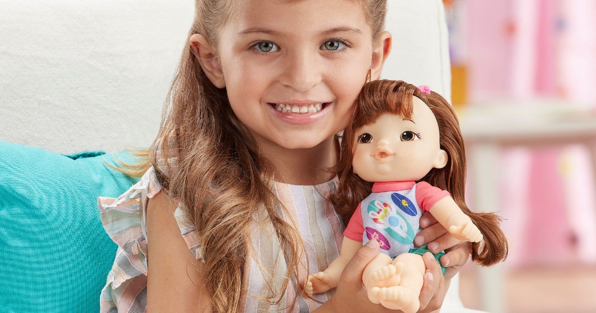 Baby Alive Doll $4.95 at Walmart (Reg $10)