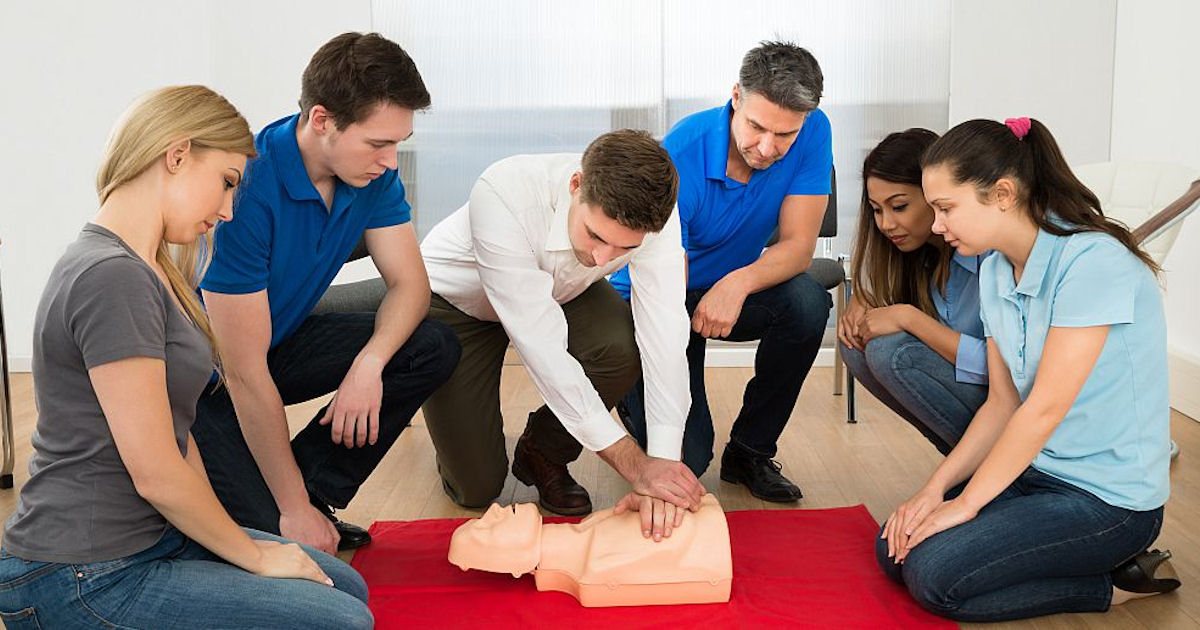 FREE Online First Aid CPR and AED Courses