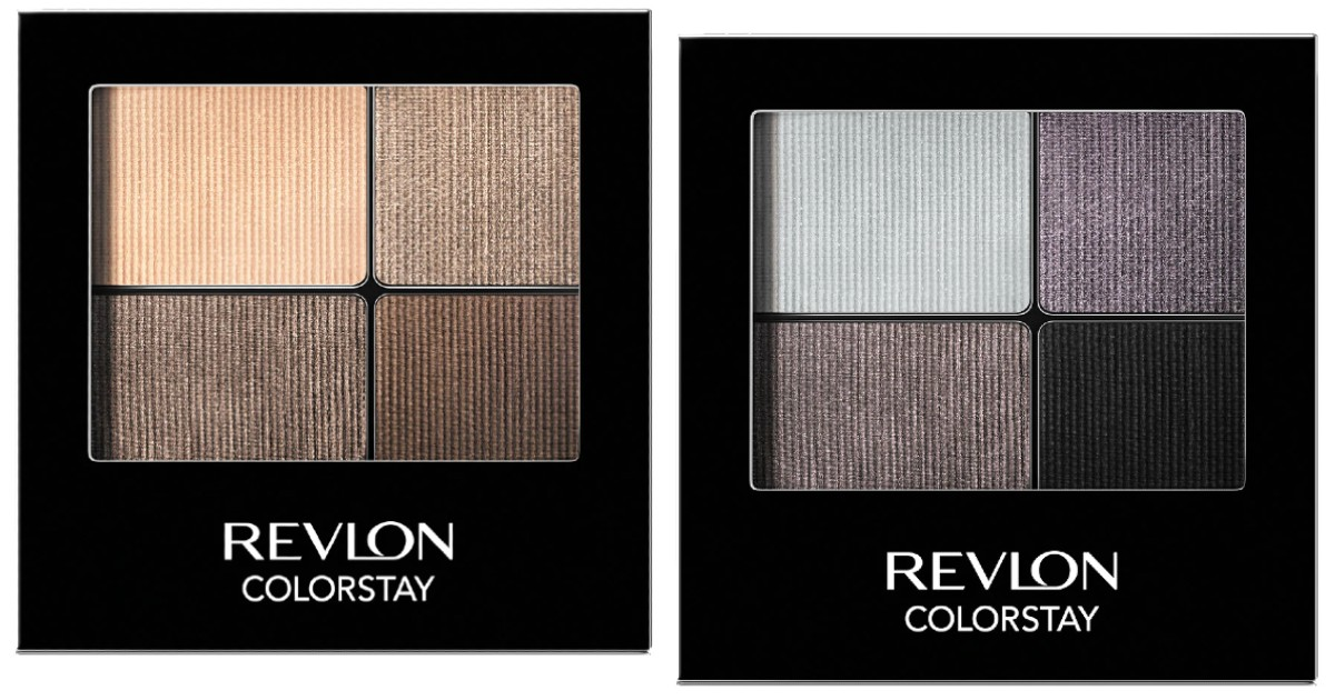 Revlon ColorStay Eyeshadow ONLY $0.17 at Walgreens (Reg $5.19)