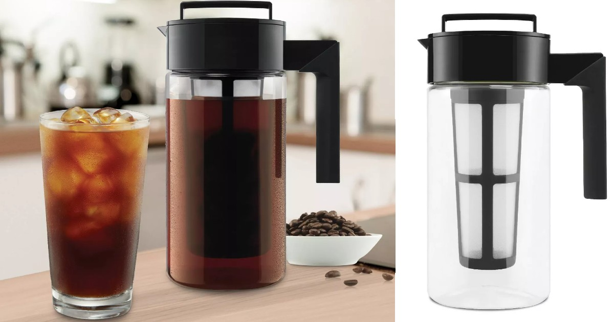Takeya 1qt Cold Brew Pitcher at Target