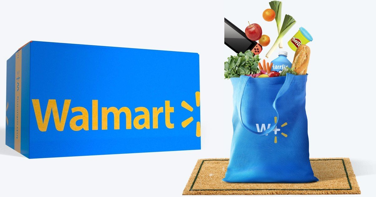 Try Walmart Plus for FREE for 15 Days!