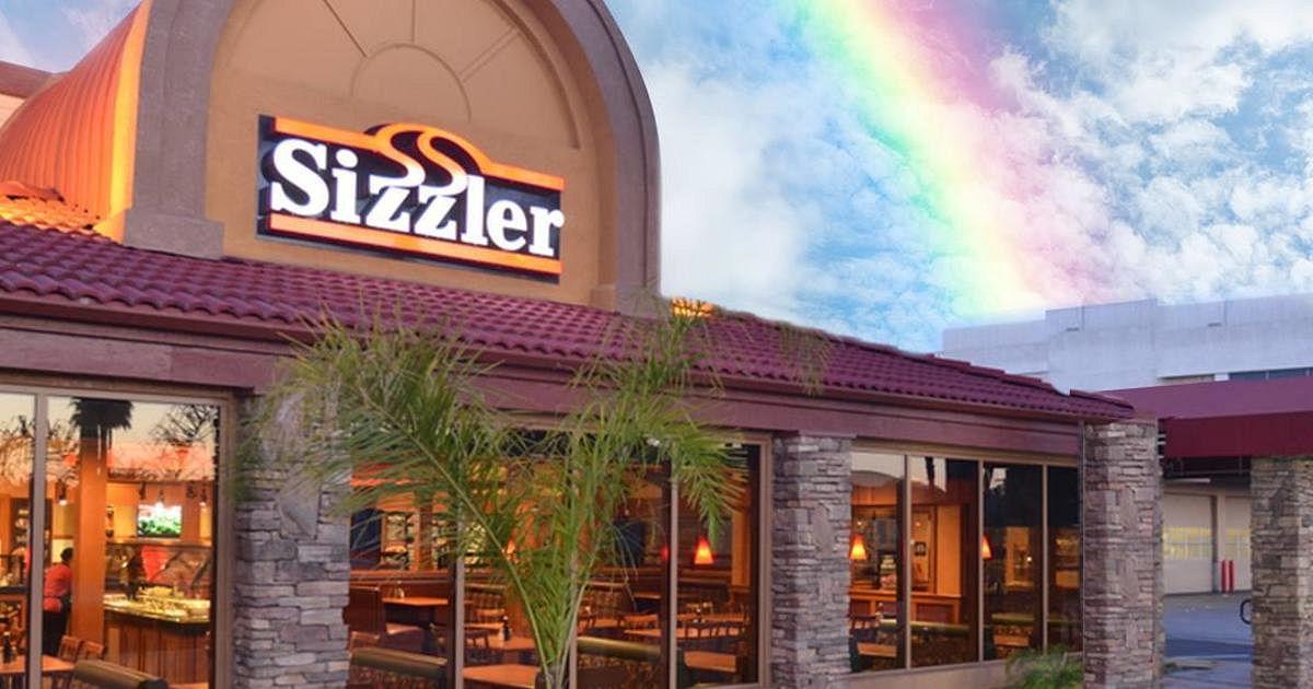 FREE Burger at Sizzler