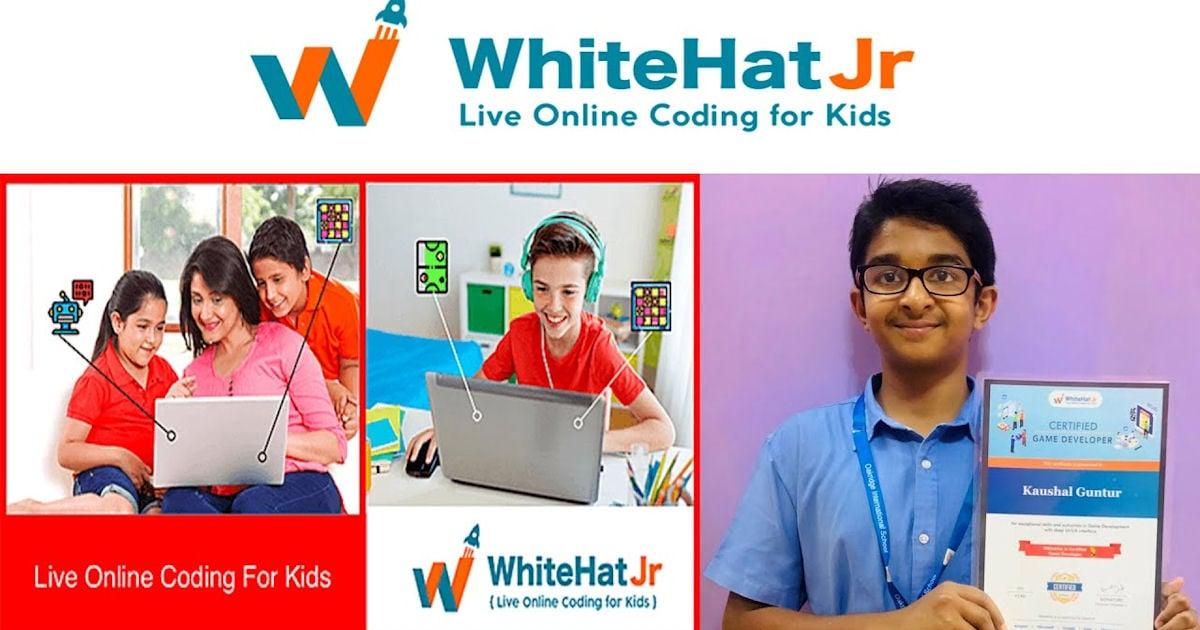 FREE WhiteHat Jr. Free Coding.