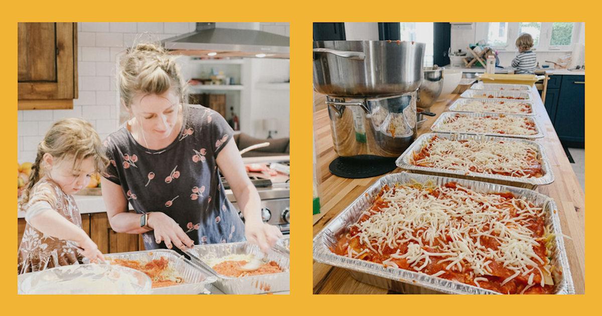 FREE Lasagna for Those Impacte...