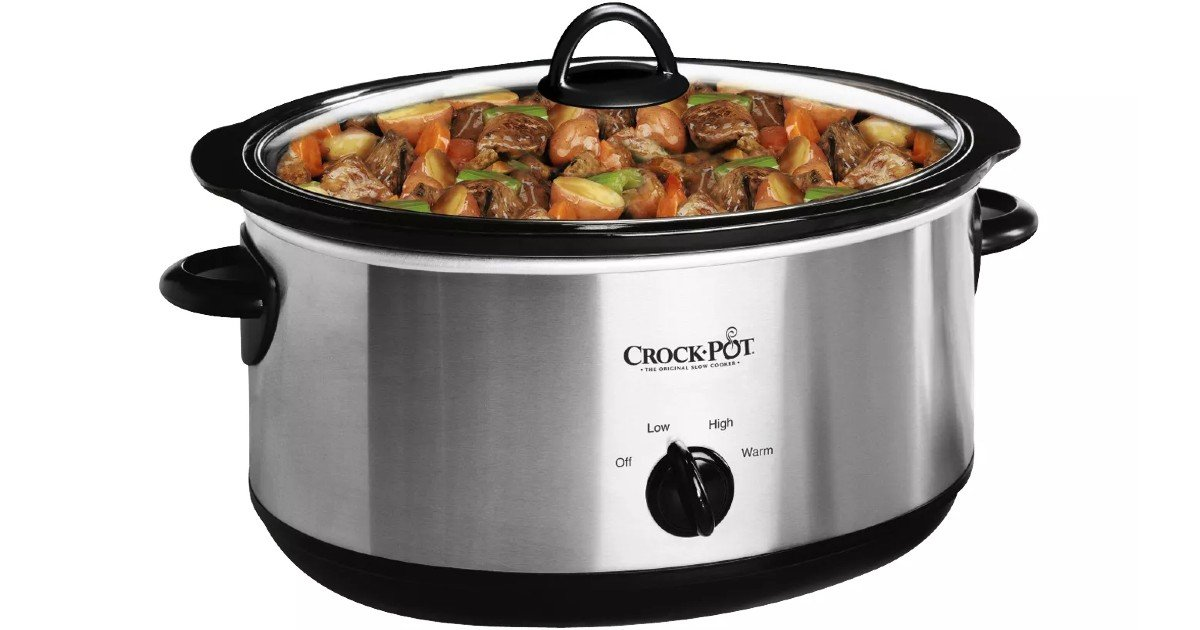 Crock-Pot 7Qt Manual Slow Cooker at Target