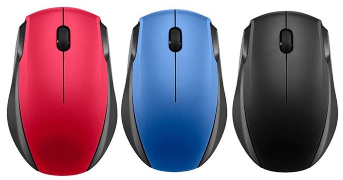 Insignia Wireless Mouse at Best Buy