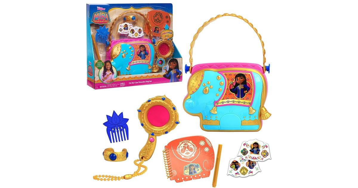 Disney Junior Detective Bag Set ONLY $6.39 (Reg. $20)