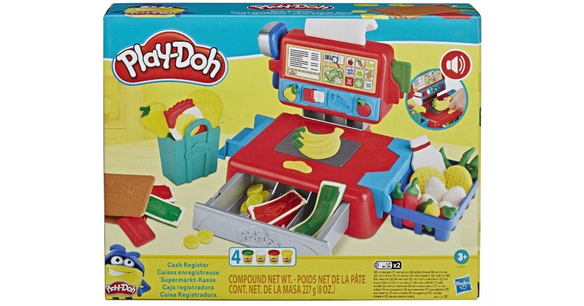 Play-Doh Cash Register ONLY $7.49 (Reg. $15)