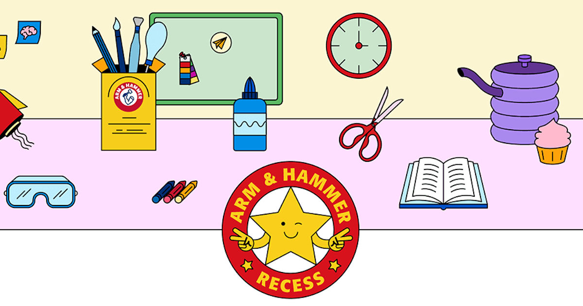 Arm & Hammer Recess