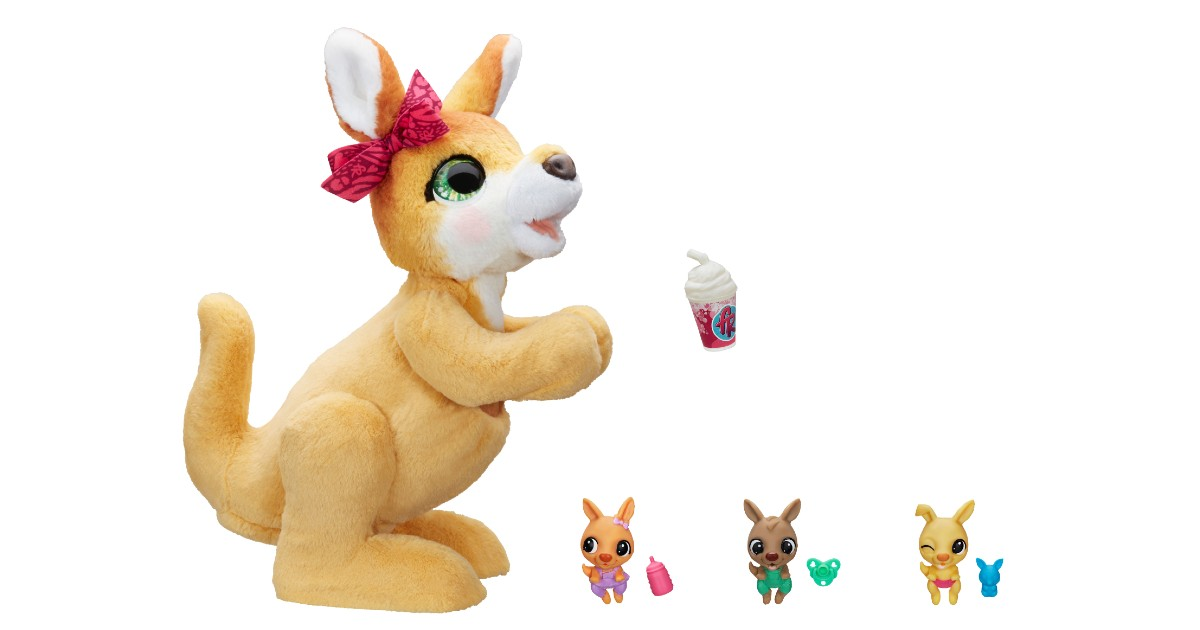 FurReal Mama Josie the Kangaro...