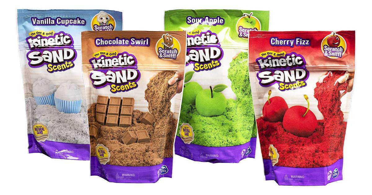 Kinetic Sand Scents on Amazon