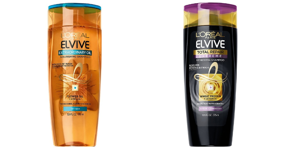 L'Oreal Elvive Shampoo & Conditioner ONLY $0.99 Each